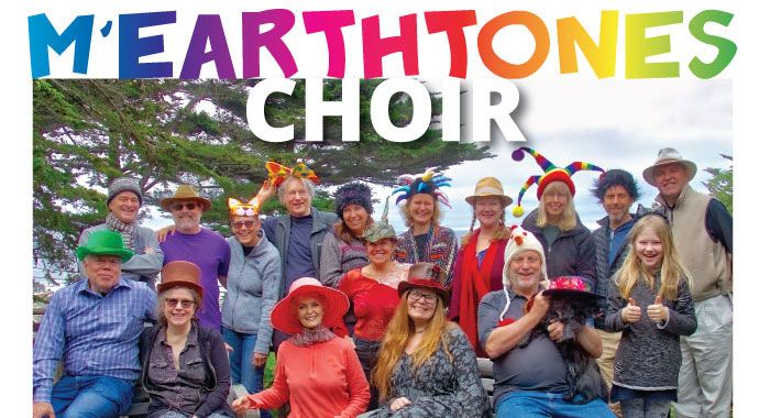 M'EARTHTONES Choir