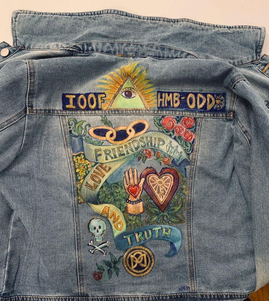 Hmb Odd Fellows Odd Symbolism
